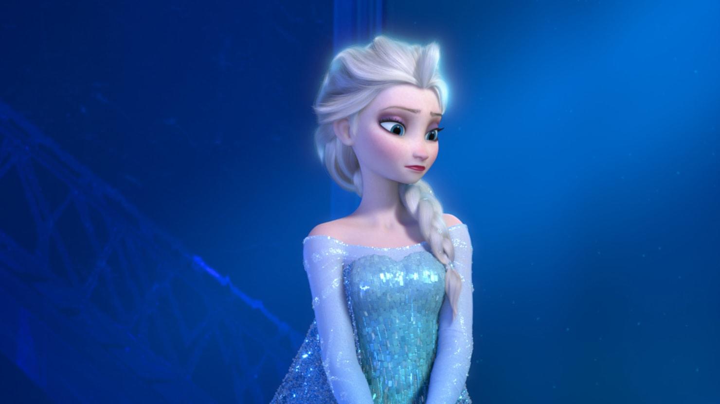 'Frozen' Is the Best Disney Film Since 'The Lion King'