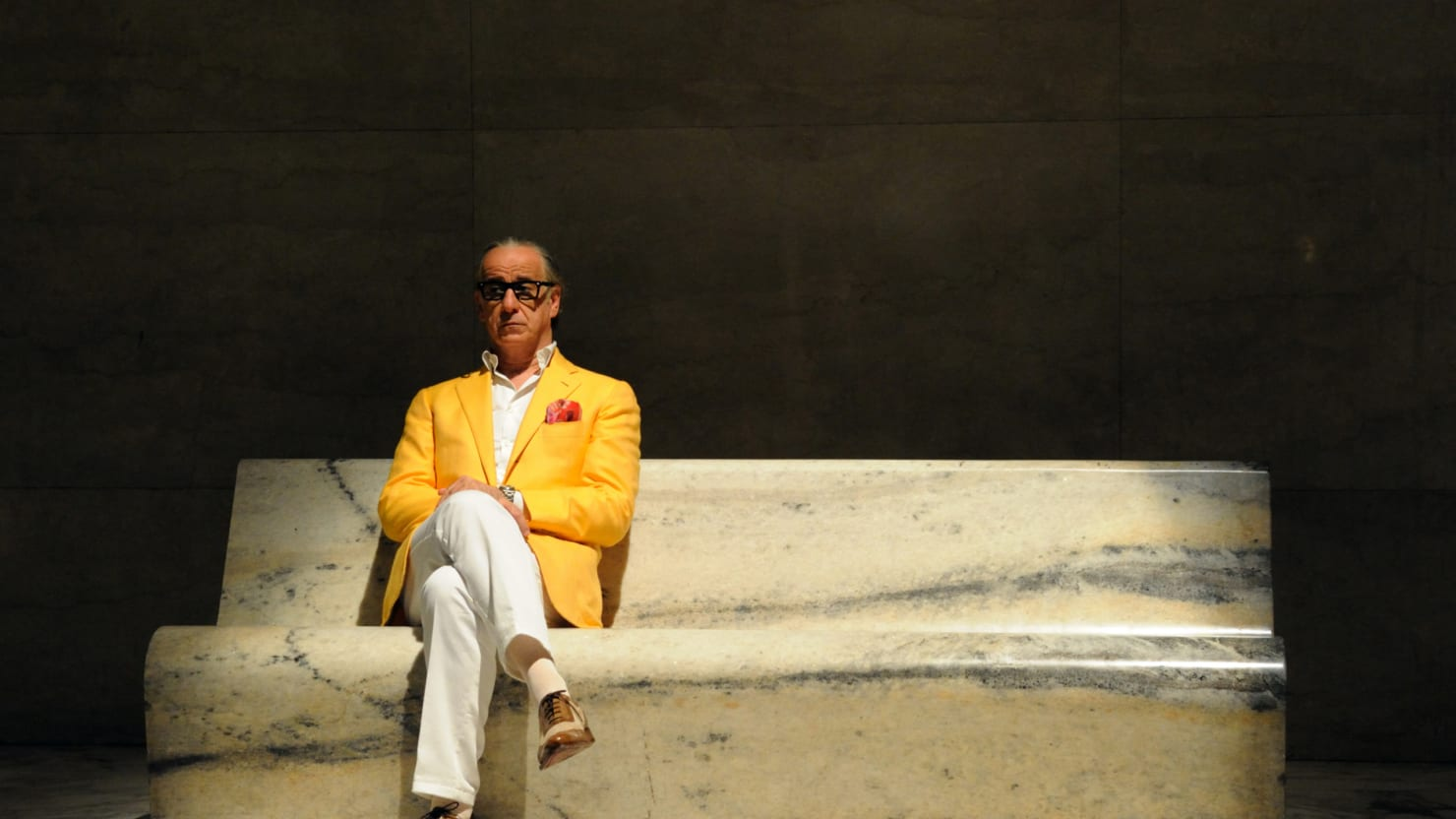 The New Fellini: Paolo Sorrentino's 'The Great Beauty'