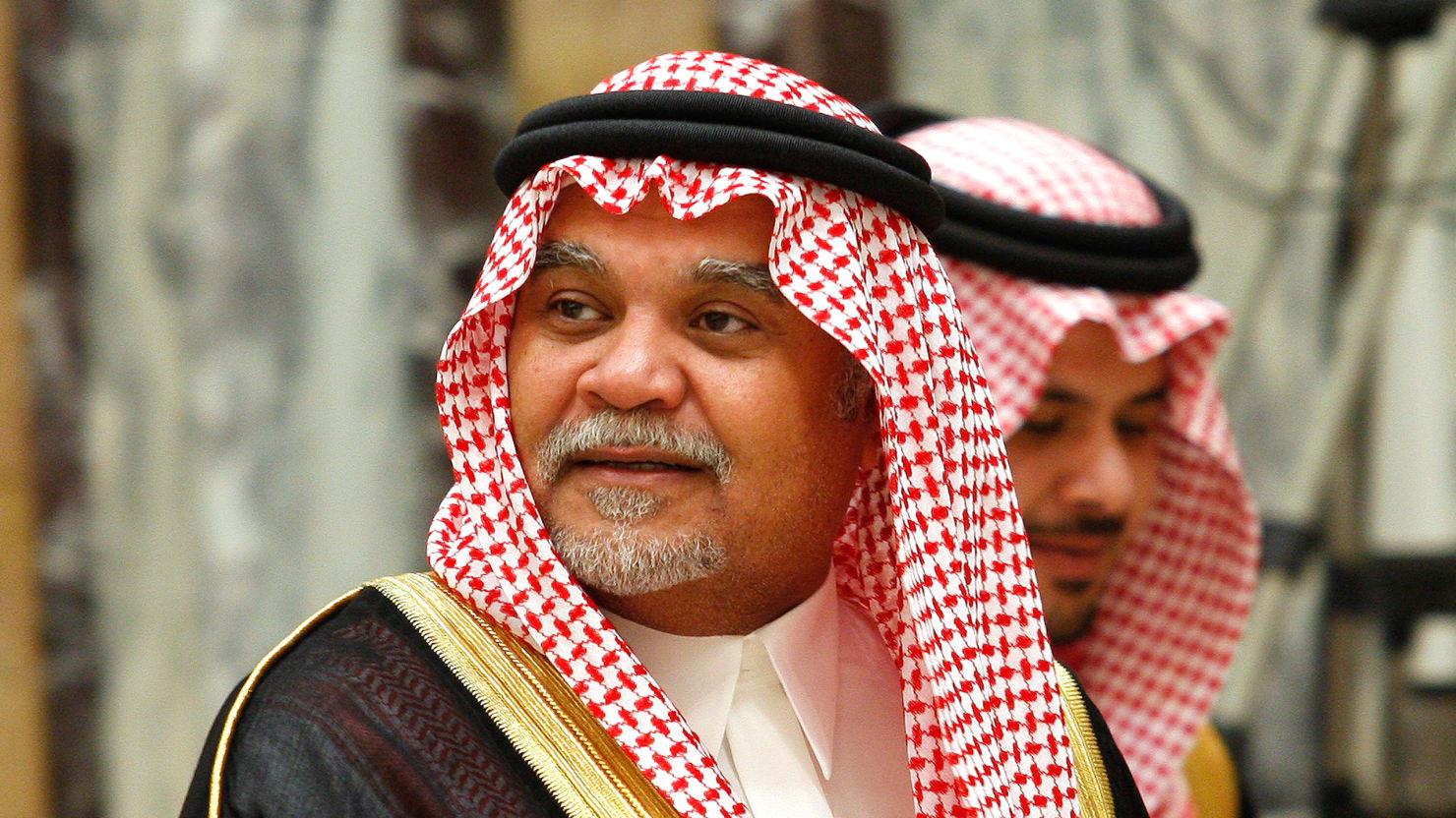 Αποτέλεσμα εικόνας για Bandar bin Sultan