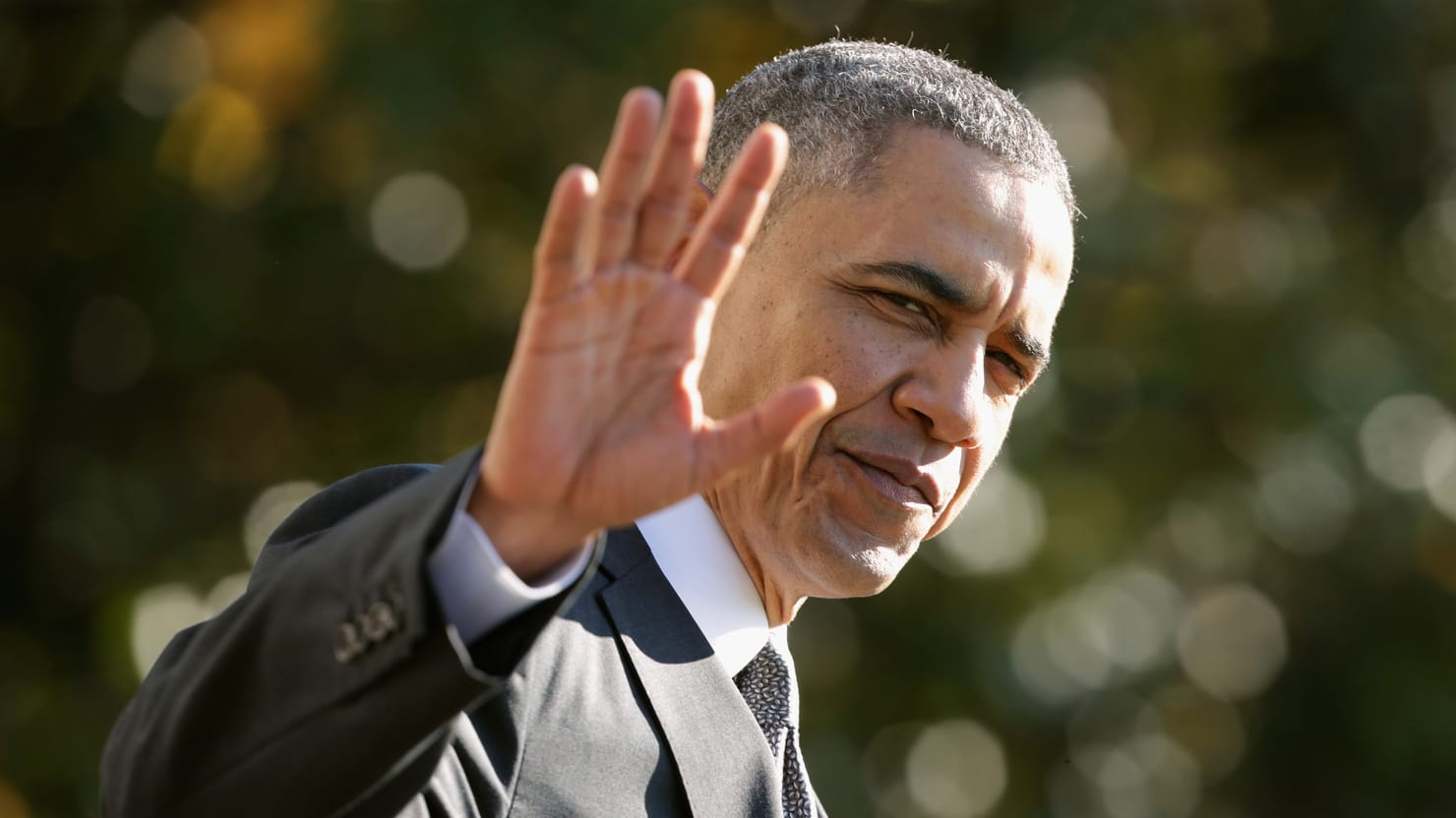 You Can Blame the Economy for President Obama's Unpopularity