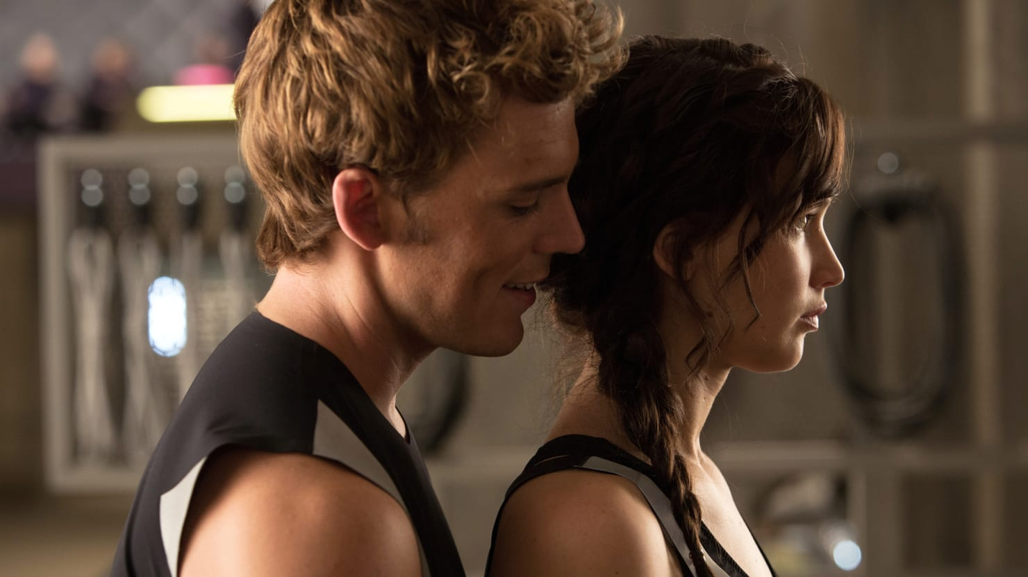 'Hunger Games' Star Sam Claflin Is as Surprised as You Are That He Was Cast as Finnick Odair