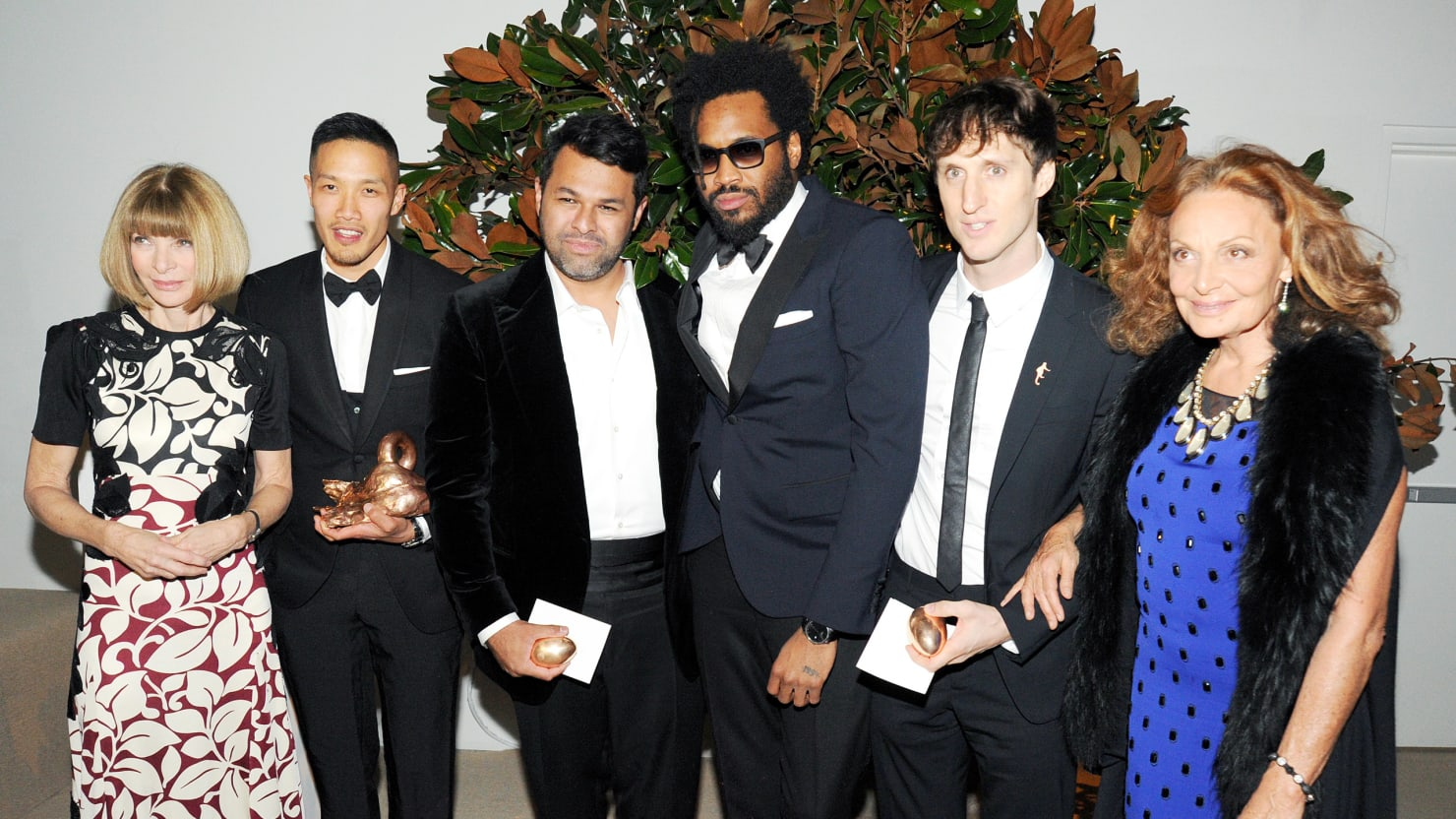 CFDA/Vogue Fashion Fund Honors Emerging Talent