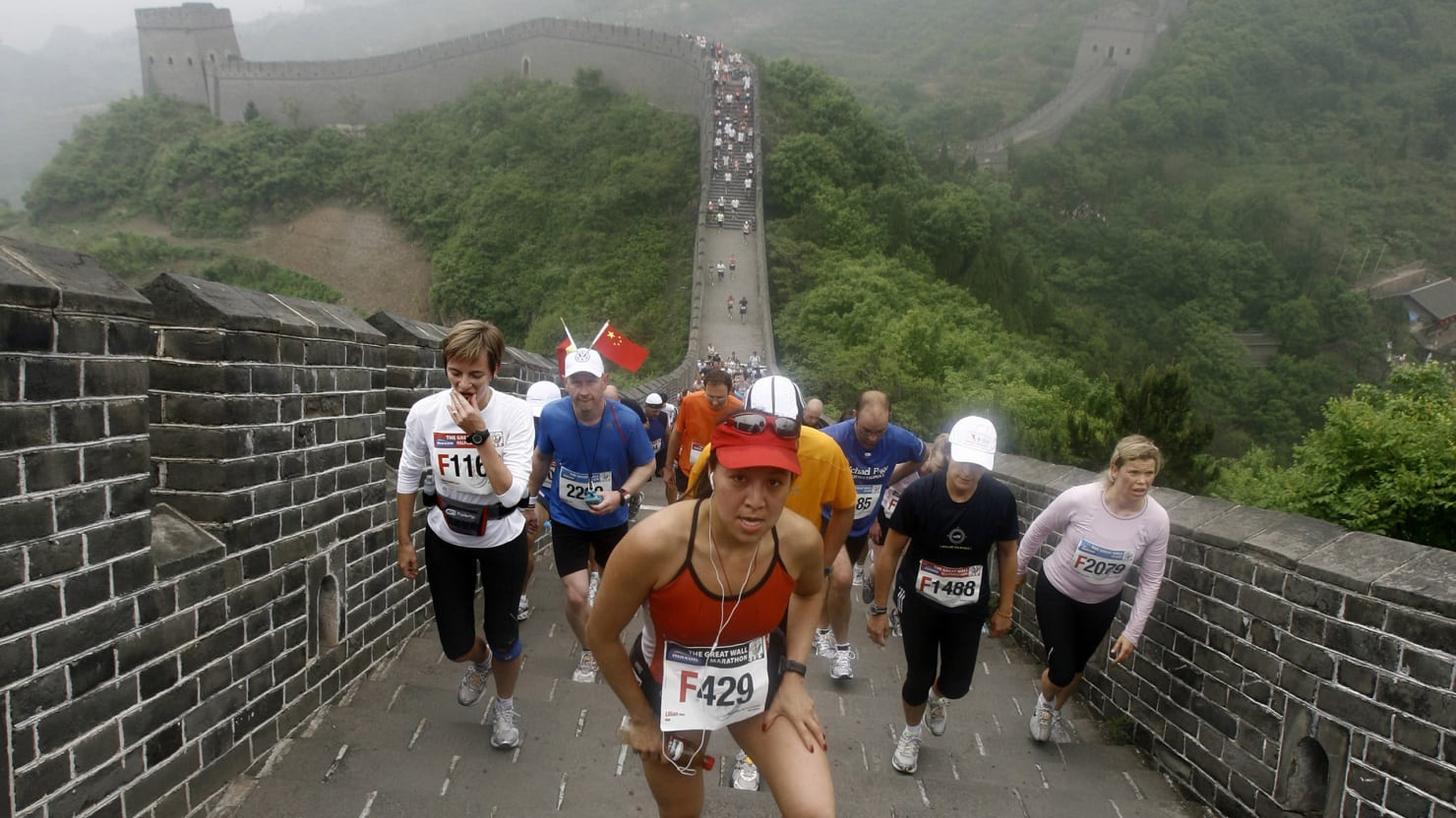 Extreme Races: 10 Mind-Blowing Marathons (Photos)