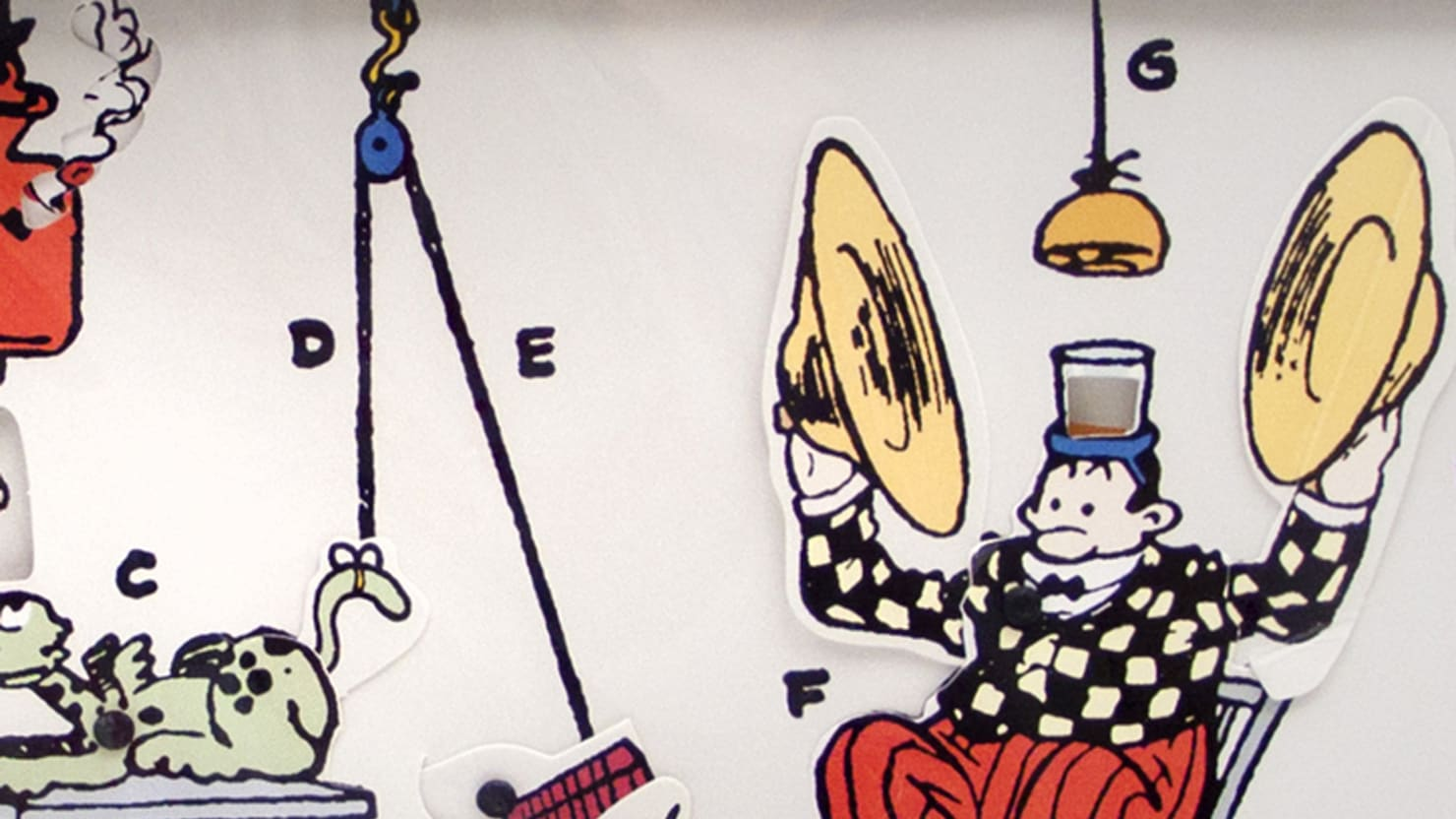 Rube Goldberg's Nutty Inventions Neatly Skewered Our Technocratic World