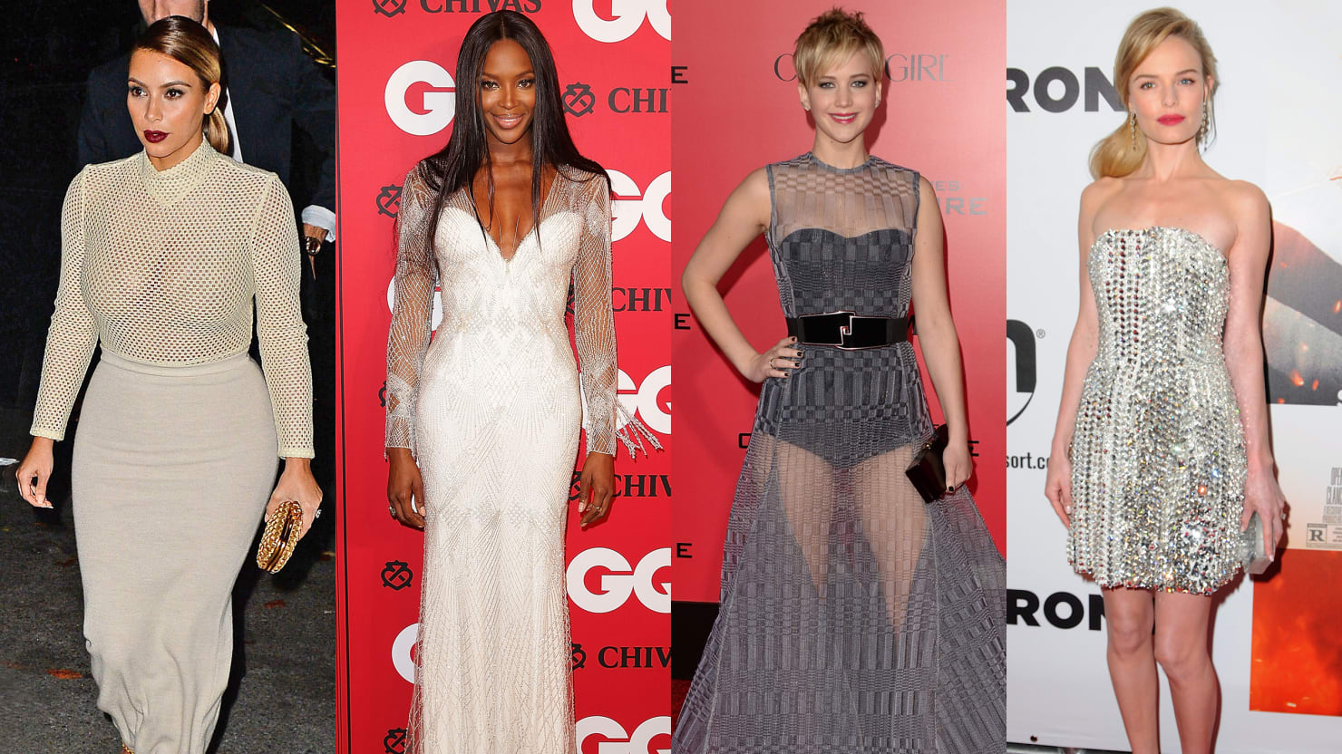 The Best, Worst And Wackiest Dressed Stars Of The Week