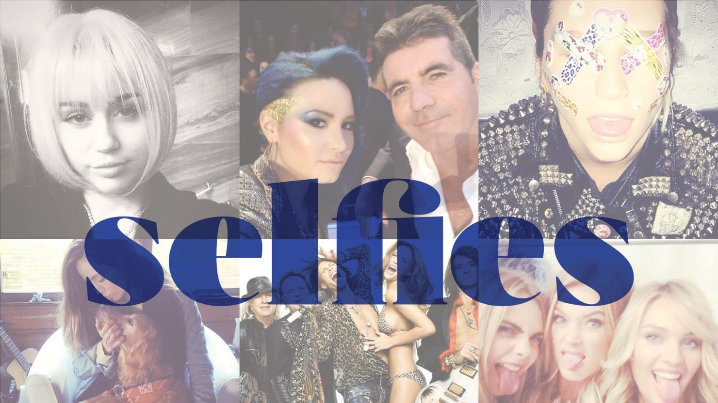 Kesha, Lady Gaga, Miley Cyrus, and the Week in Selfies (PHOTOS)