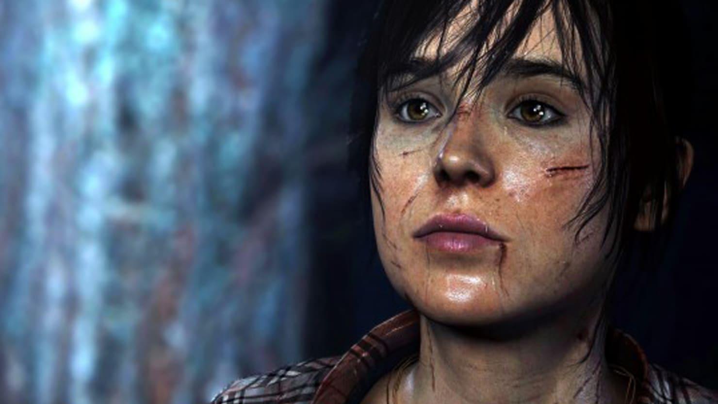 Ellen Page On Starring In 'Beyond Two Souls'