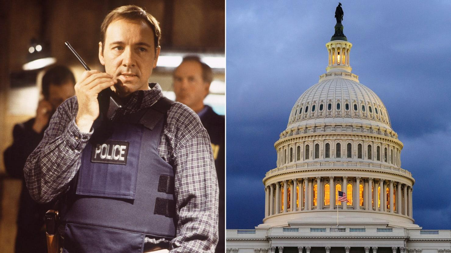 Shutdown Crisis: We Need a Hostage Negotiator