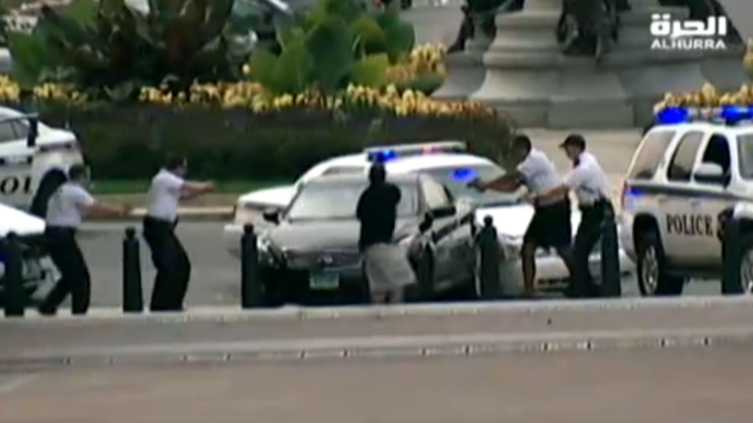 The Story Behind That Incredibly Riveting Video of the D.C. Car Chase