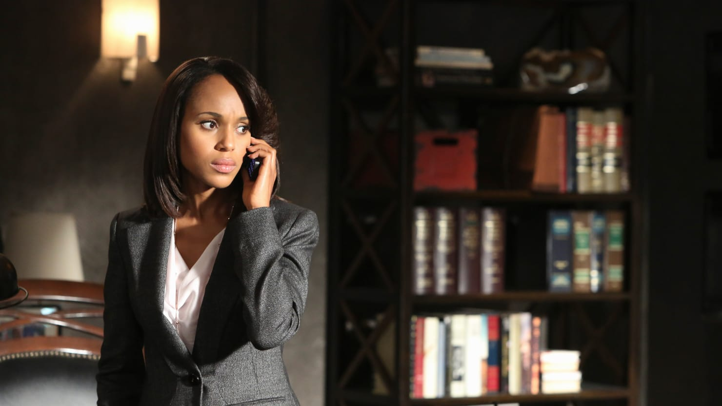 The 'Scandal' Premiere Is as Brilliant and Batsh*t Crazy as You Hoped