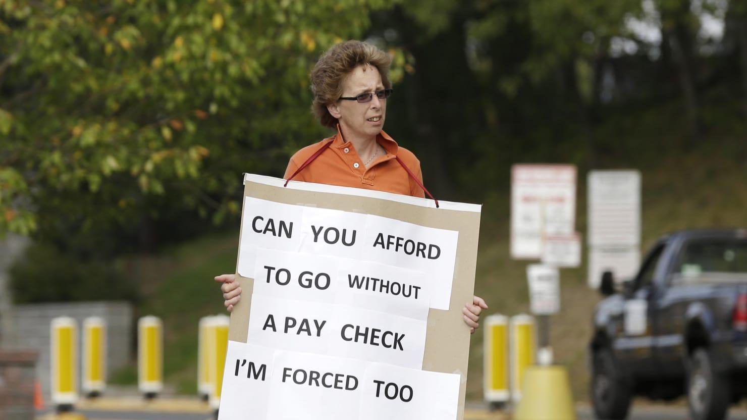 America's Women Hate The Government Shutdown, Blame Republicans