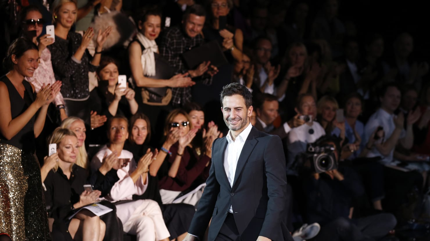 Marc Jacobs Leaves Louis Vuitton After 16 Years