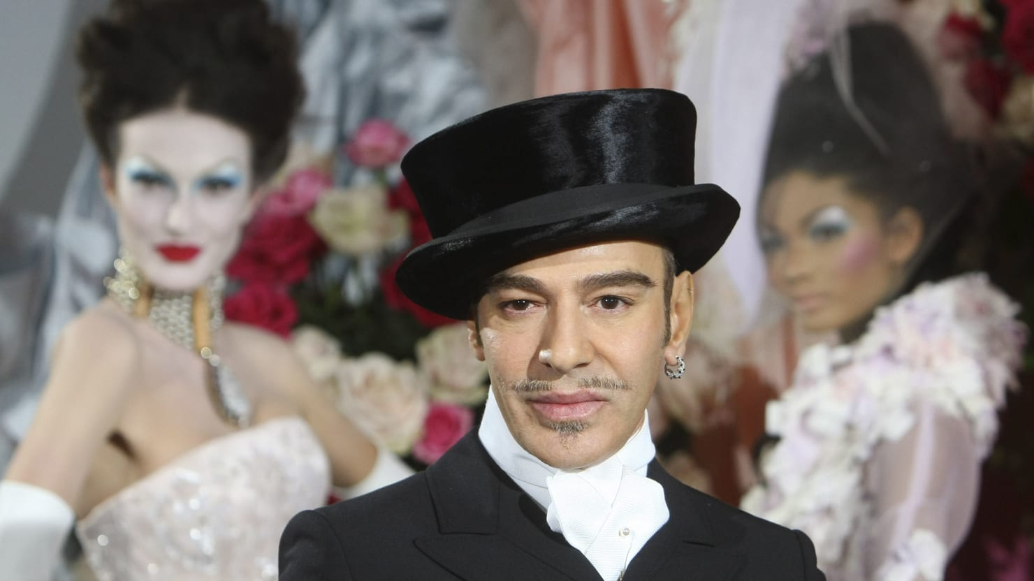 British Vogue Taps John Galliano as Guest Fashion Editor; Christopher Bailey Wins WGSN's Hall of Fame Award
