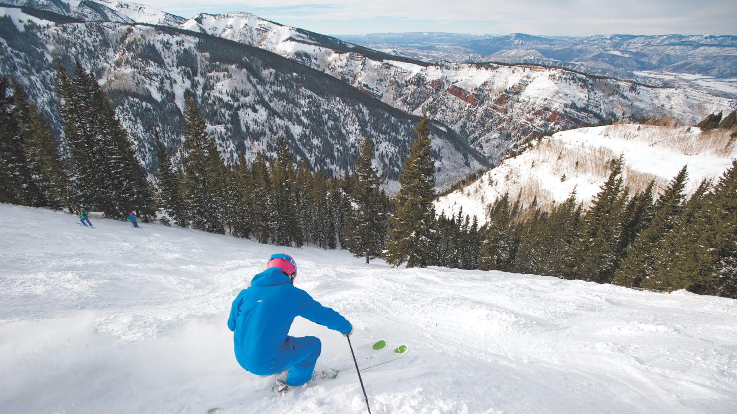 Olympians Dish on Their Favorite Spots to Ski & Snowboard