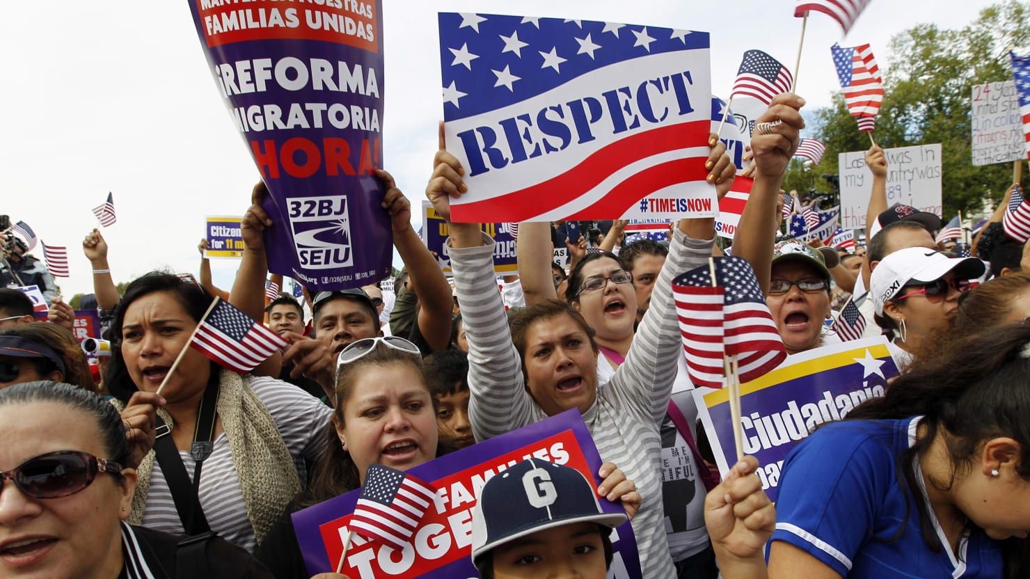 Obama, Congress Get Back to the Immigration Fight