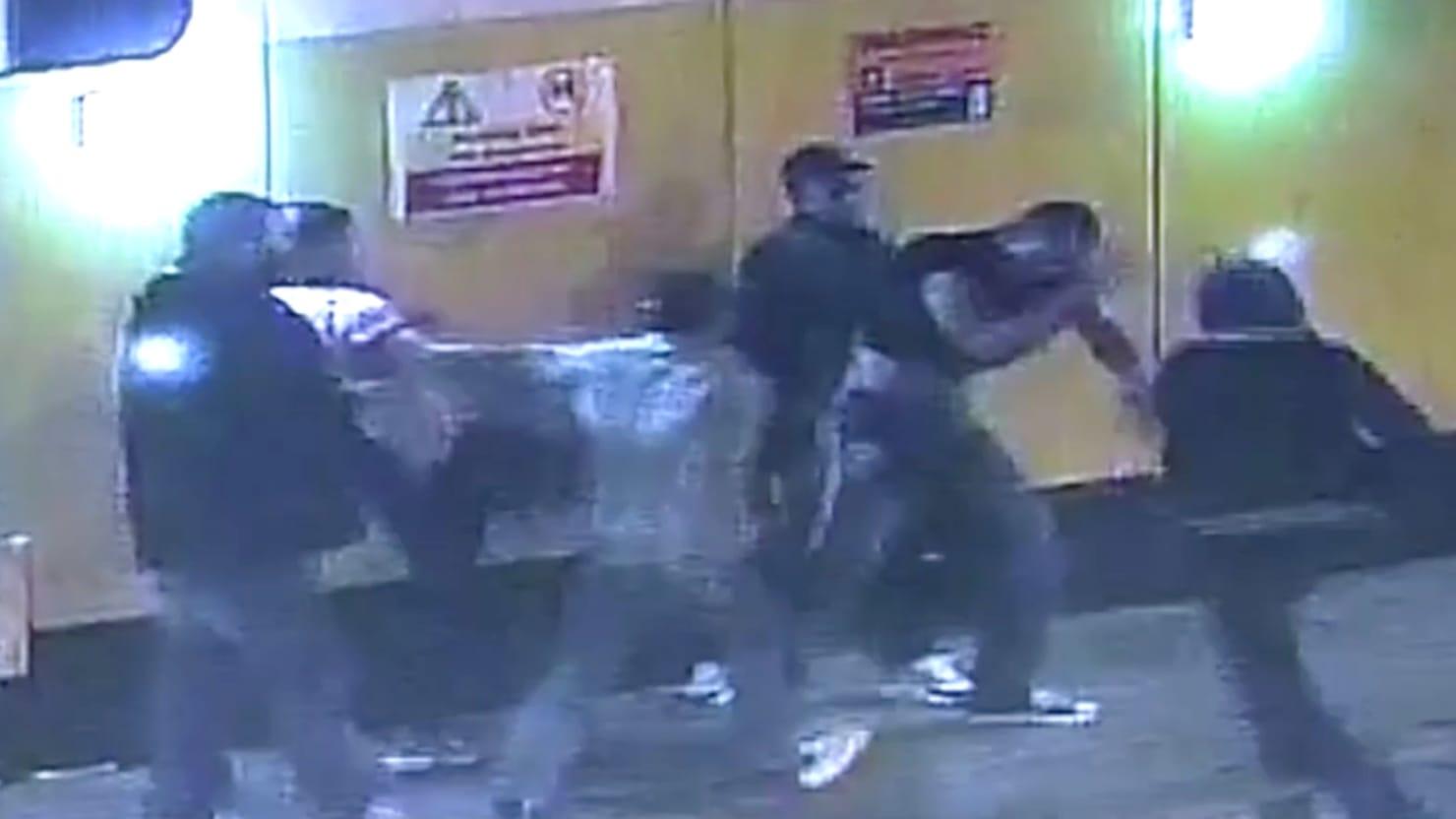 "American Student Slashed In London, Police Eye ""Muslims Patrols"""