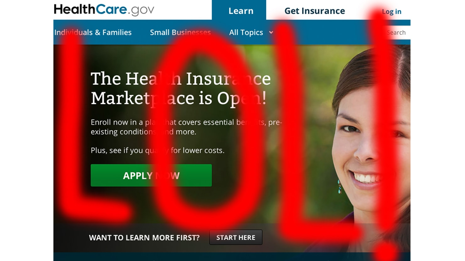 The Abysmal, Pathetic Obamacare Rollout