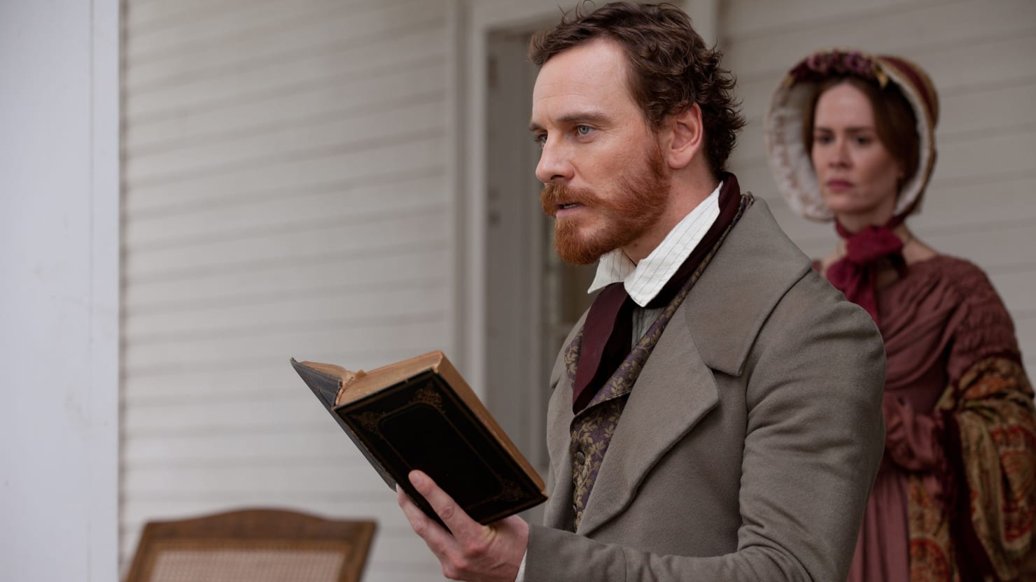 Image result for 12 years a slave michael fassbender