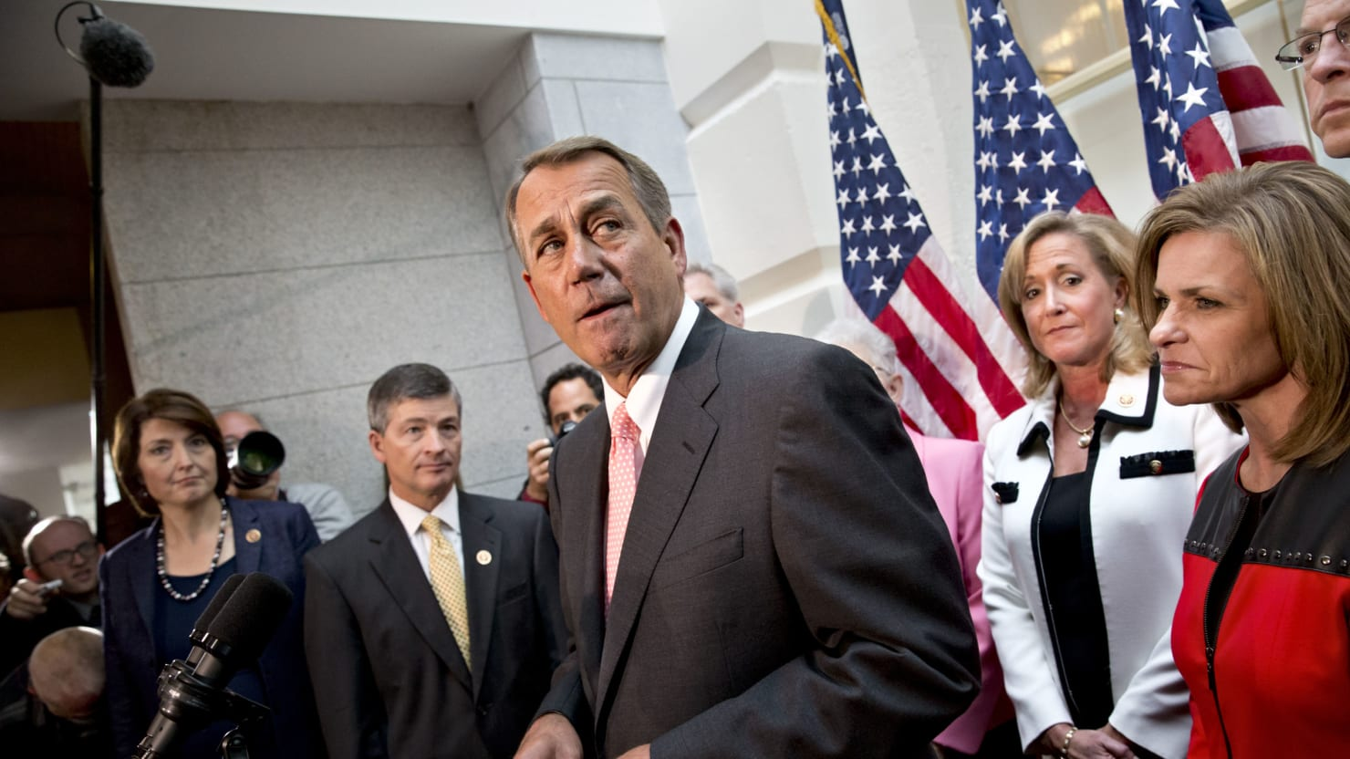 Why the Shutdown is a Republican Victory