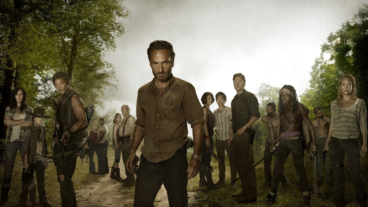 A Primer For 'The Walking Dead' Season Four Premiere