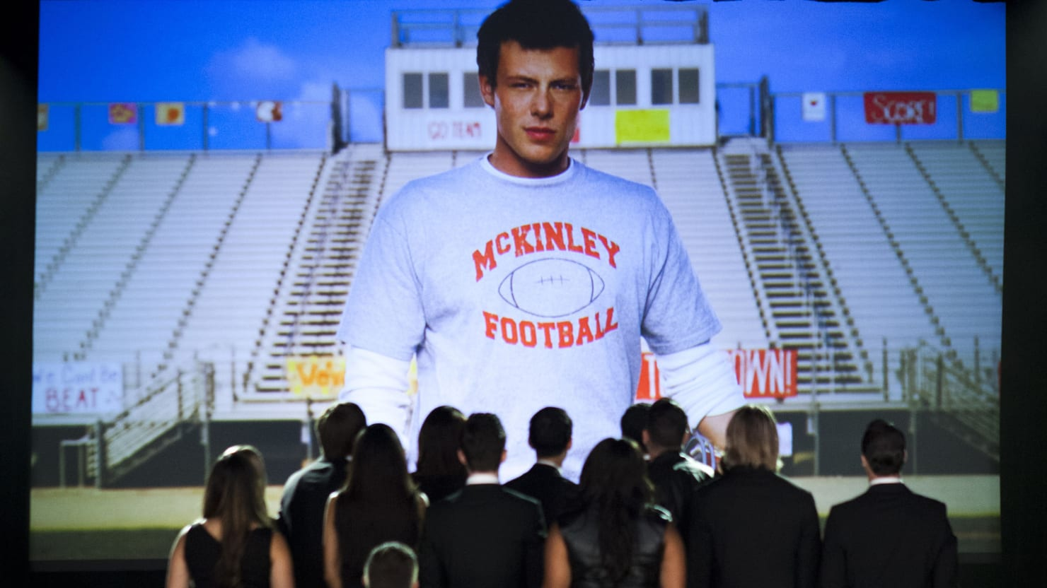 Glee's Cory Monteith Tribute: Cathartic and Could Not Have Been Sadder