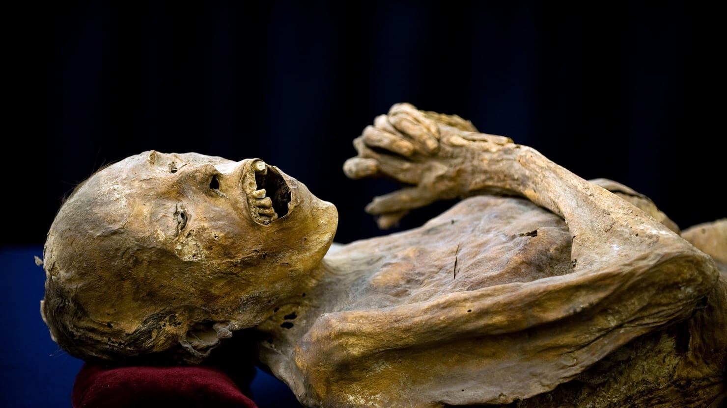 The Grisly Mummy Museum in Guanajuato, Mexico