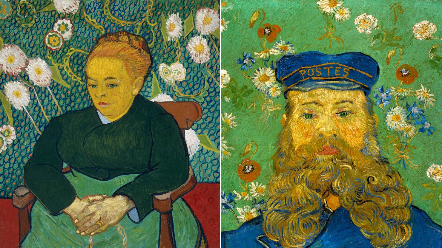 Van Gogh's 'Repetitions' Opens in D.C.