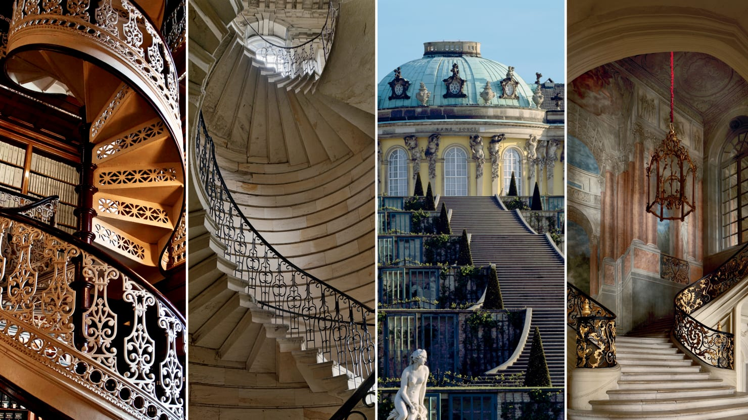 13 Staircases Worth the Climb (Photos)