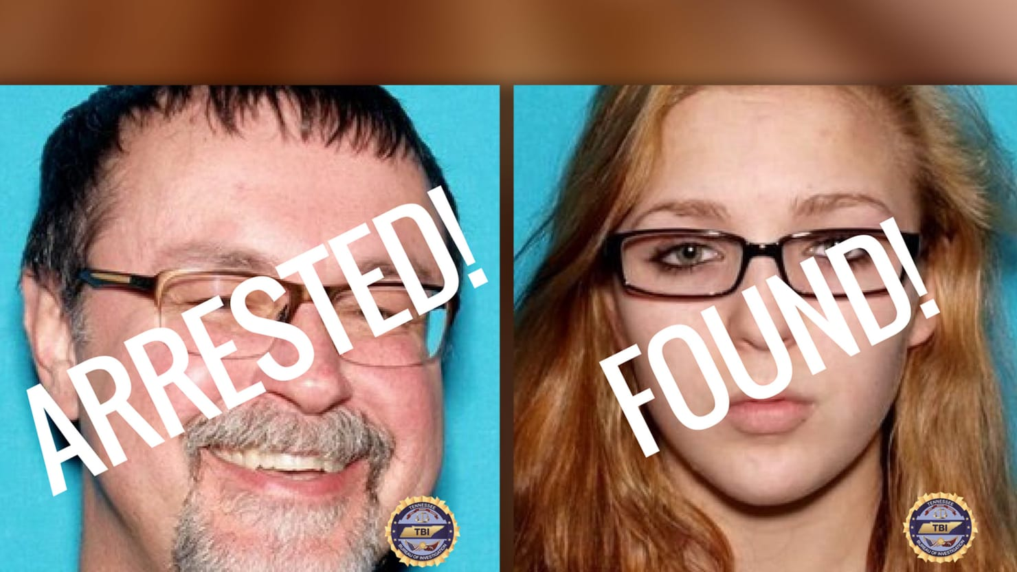 Student and Her Alleged Kidnapper Teacher Found 2,000 ...