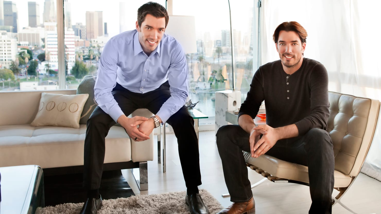 The Property Brothers Are Reality Television S Crack Cocaine