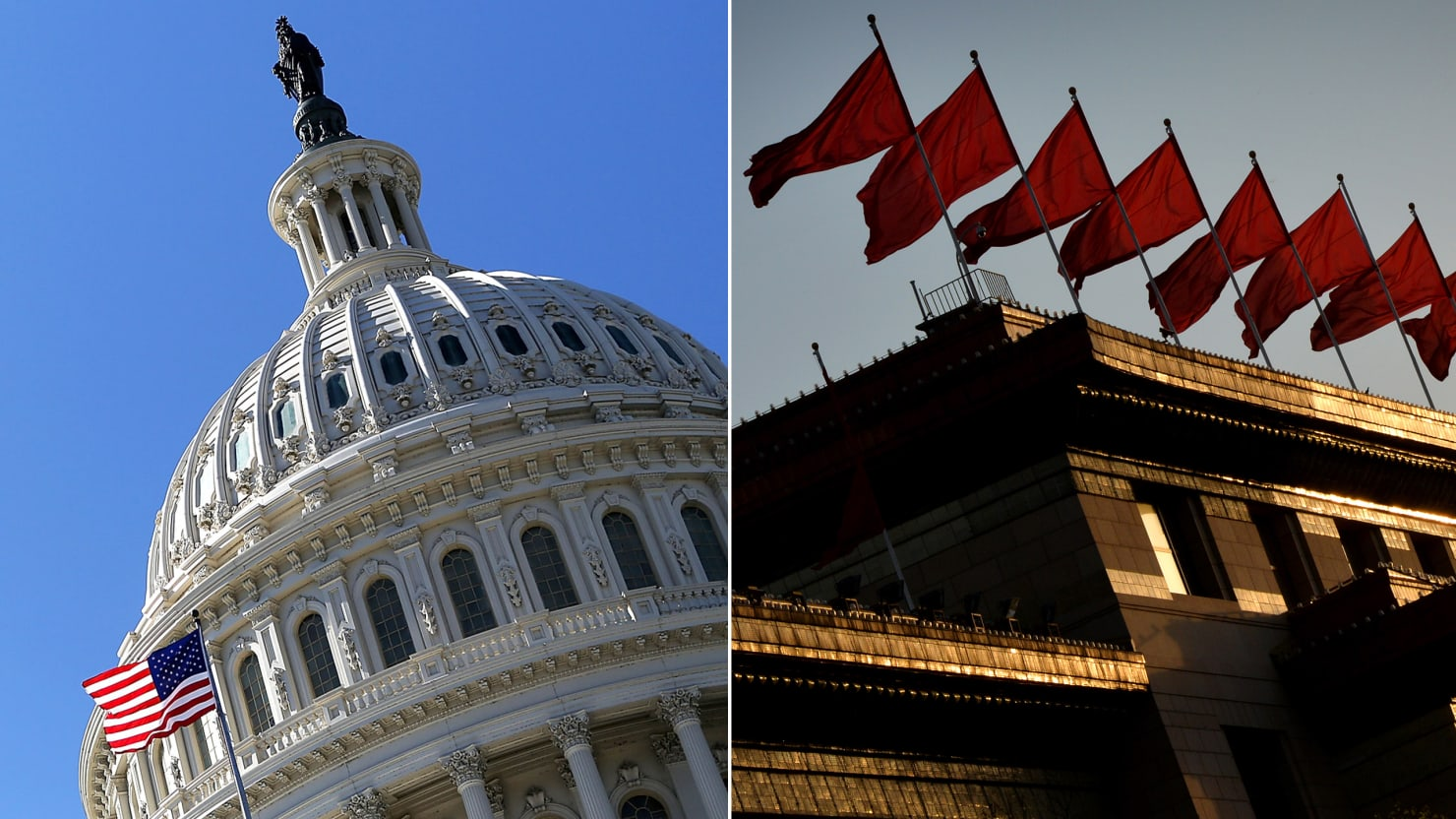 Congress and China Pose Biggest Threats to U.S. Economic Expansion