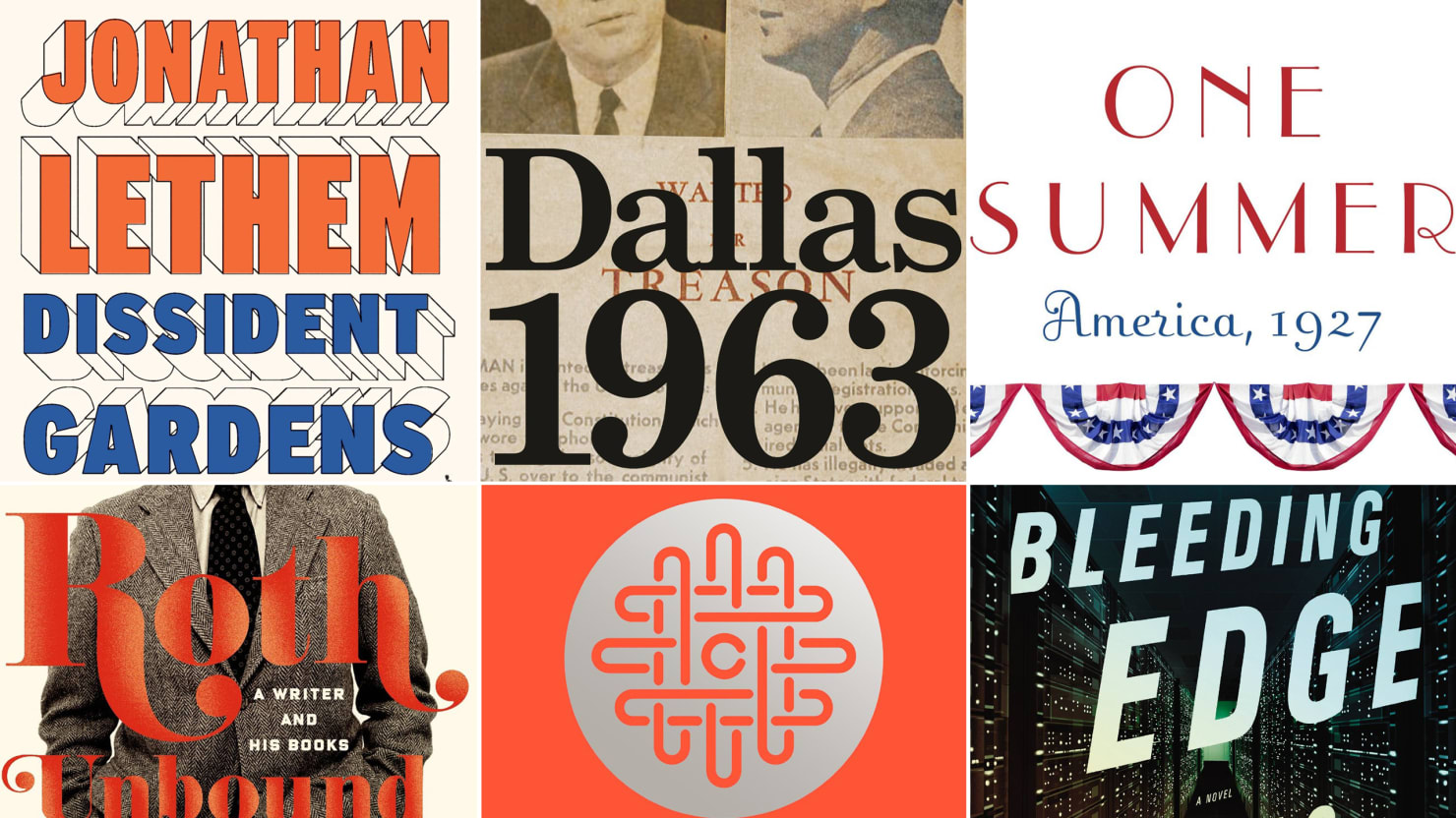 Our Mega Fall 2013 Books Preview: 21 Must Reads