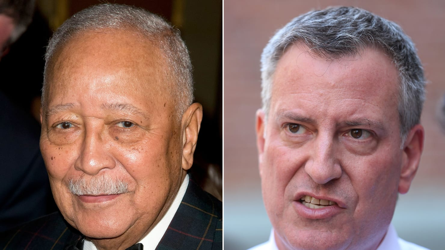 is new york city mayoral candidate bill de blasio the new dinkins