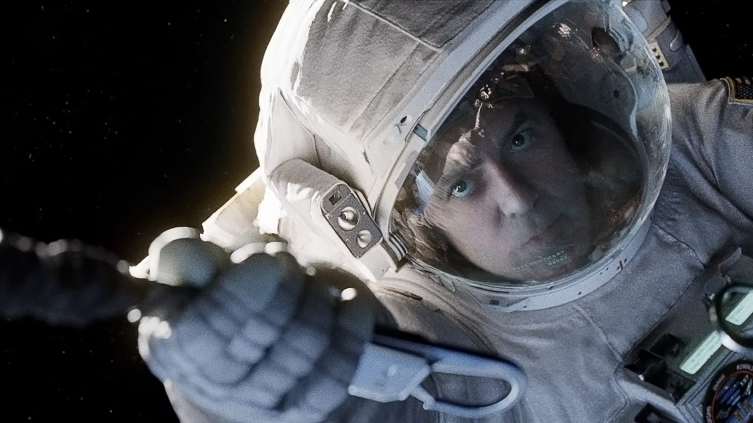 Alfonso Cuarón On His Spellbinding Sci-Fi Film 'Gravity