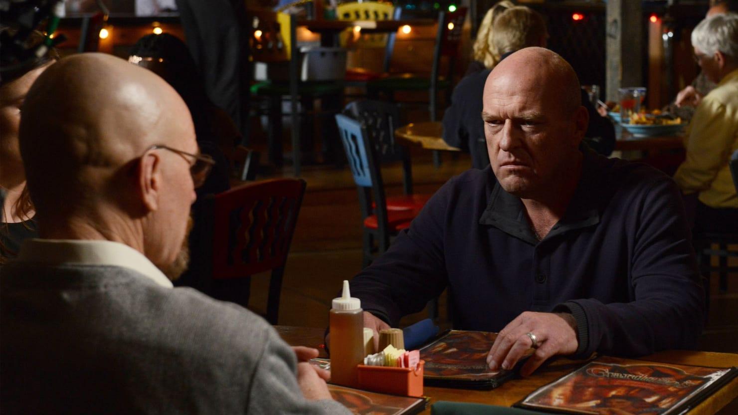 "Dean Norris Deconstructs ""Breaking Bad's"" Hank Schrader"