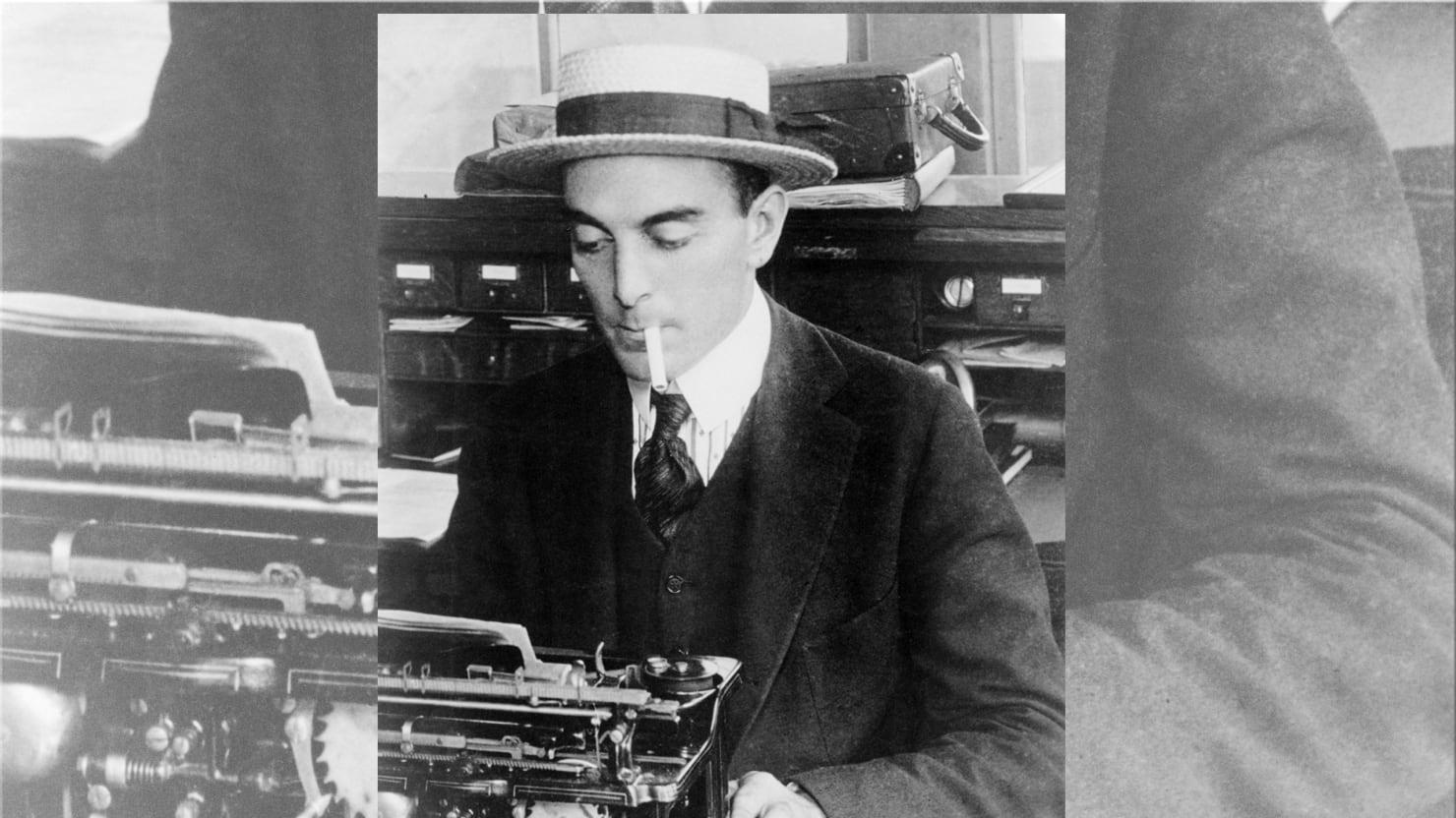 The Forgotten Genius Of Ring Lardner
