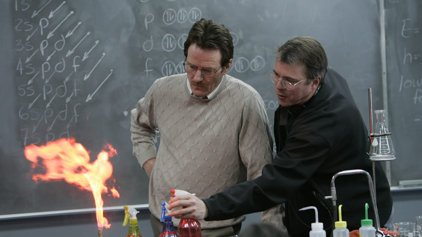 Breaking Bad Finale: Lost Interviews With Bryan Cranston & Vince Gilligan
