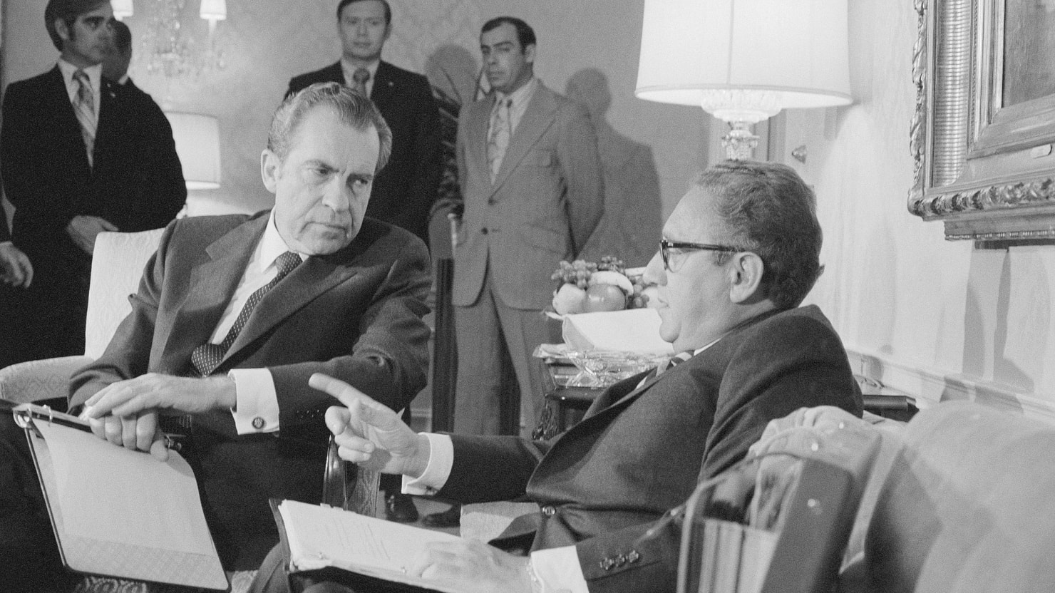 Bloody Bloody Richard Nixon's Role in a Forgotten Genocide