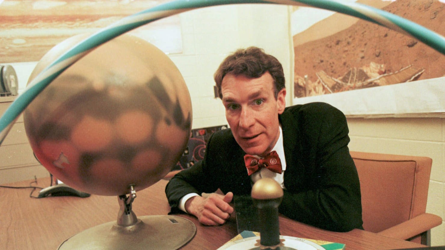 Fringe Factor: Bill Nye The Science Guy Does Not Understand Science