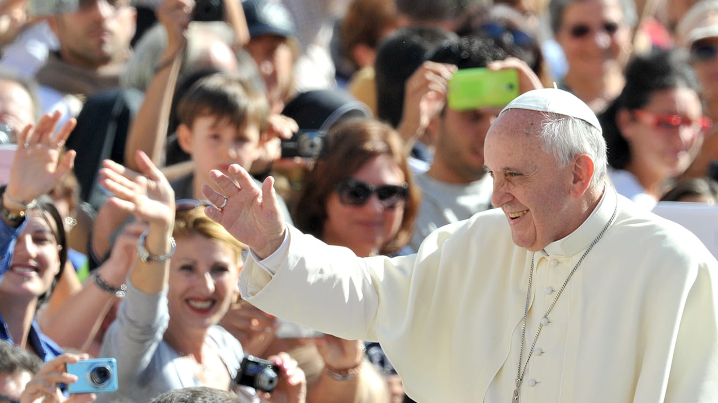 A Coming American Schism Over Pope Francis?