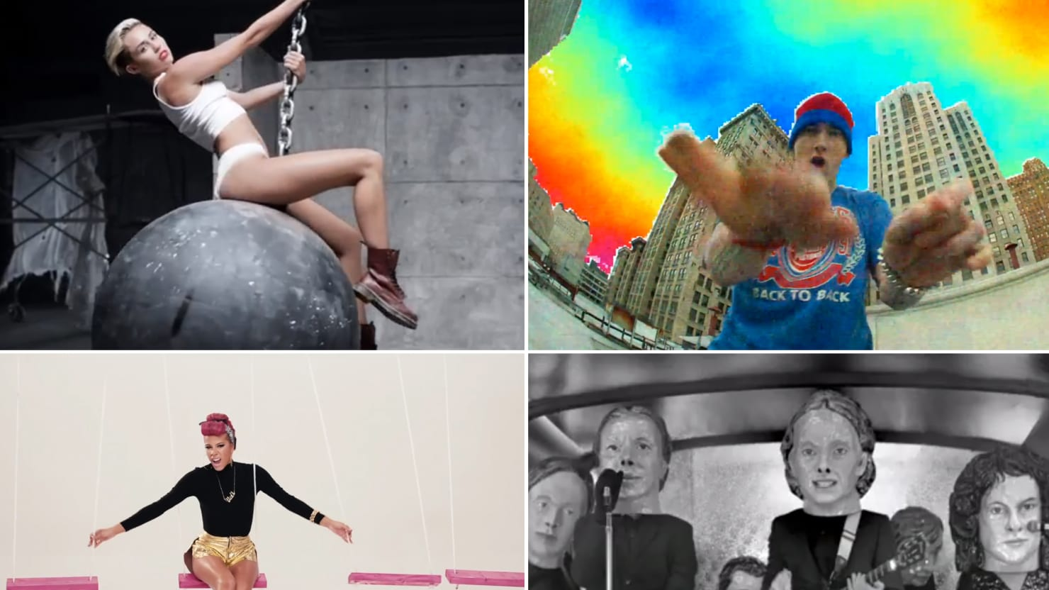 Miley Cyrus, Arcade Fire & More Best Music Videos of the Week (VIDEO)