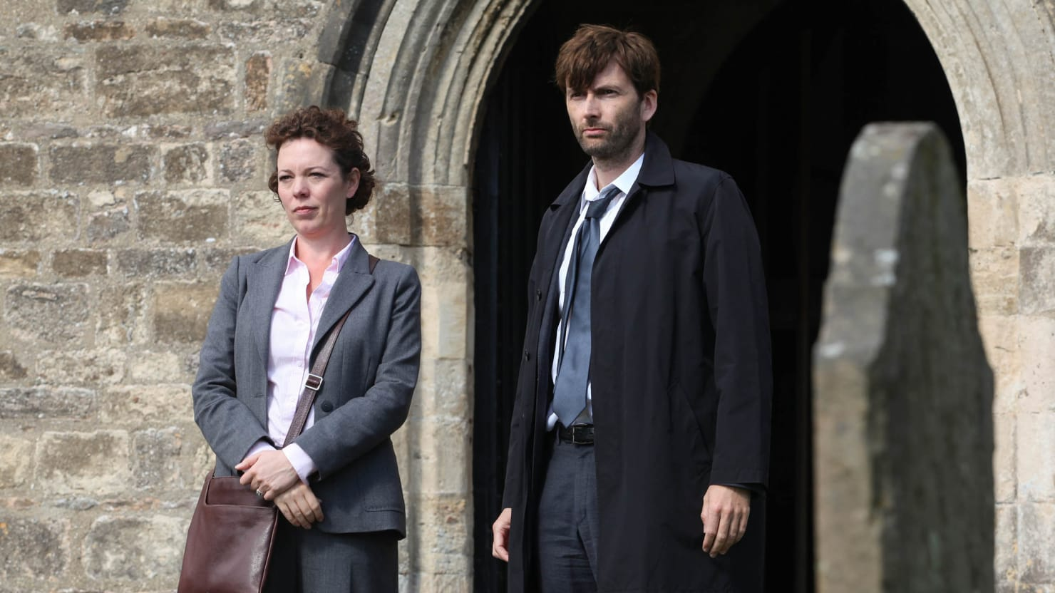 British Crime Dramas Explore the Dark Side of Small Town Life