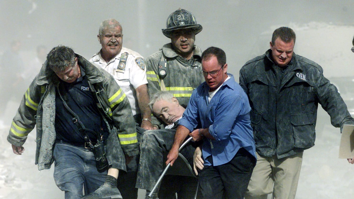 Iconic Photos from 9/11