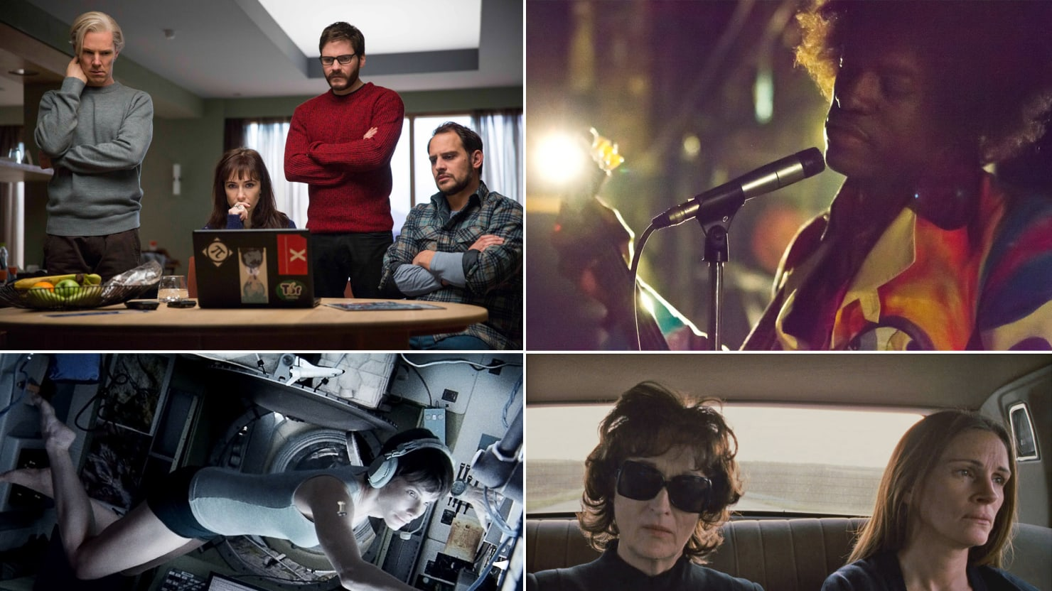 Toronto International Film Festival Preview: 'The Fifth Estate,' More