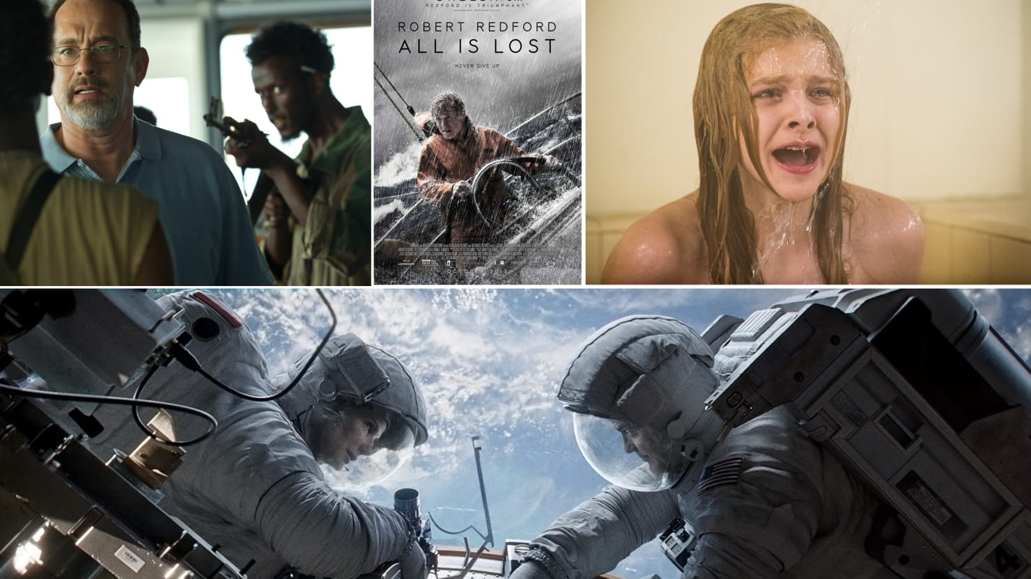 Fall Movie Preview: 'Gravity,' 'The Wolf of Wall Street,' and More