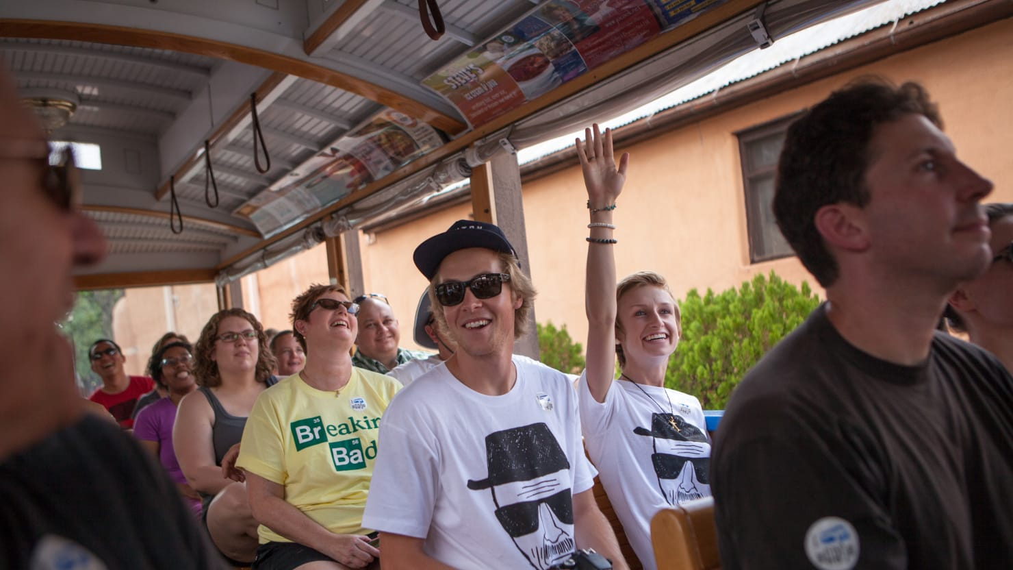 A Real-Life 'Breaking Bad' Tour of Albuquerque