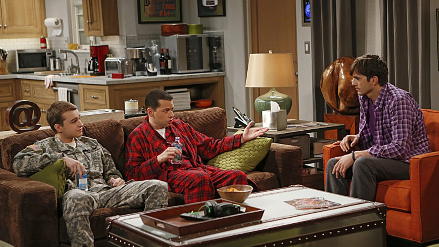 'Two and a Half Men' gets a daughter, Real World Star dies at 44