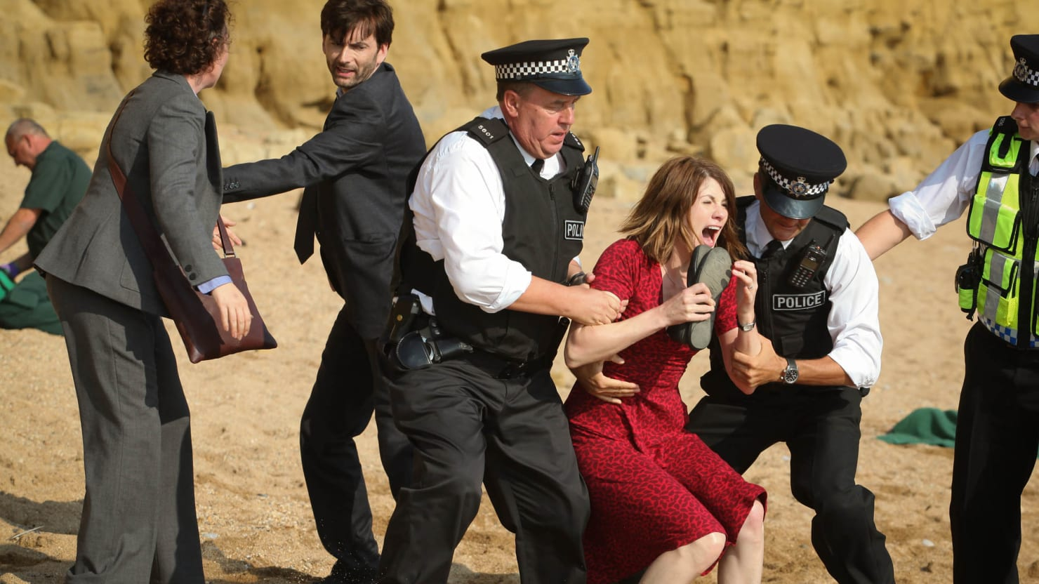 'Broadchurch' Is Great TV for Fans of 'Downton Abbey,' 'Doctor Who,' and 'Prime Suspect'