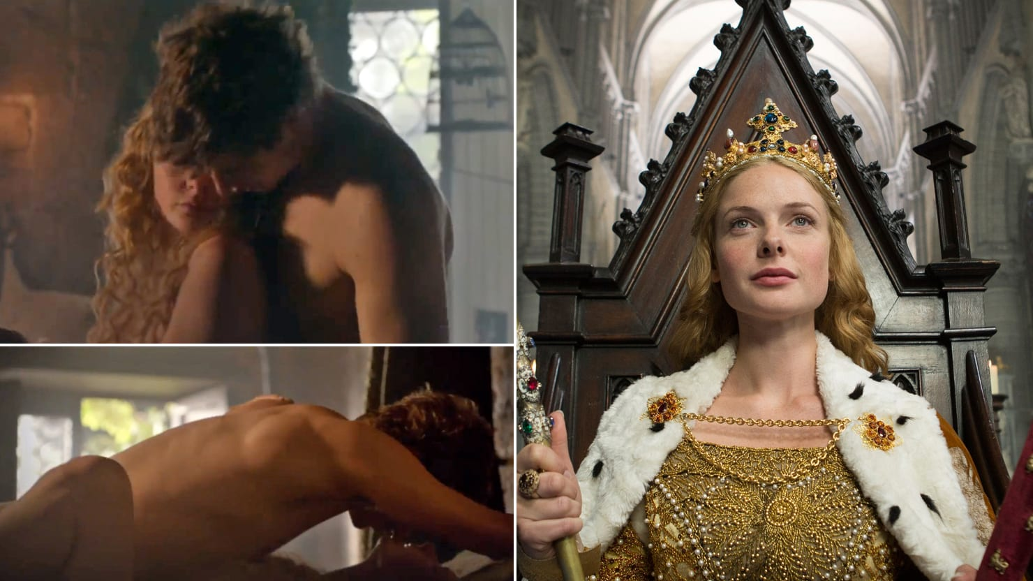 American Wedding Nude Scenes will sex help sell 'the white queen'?