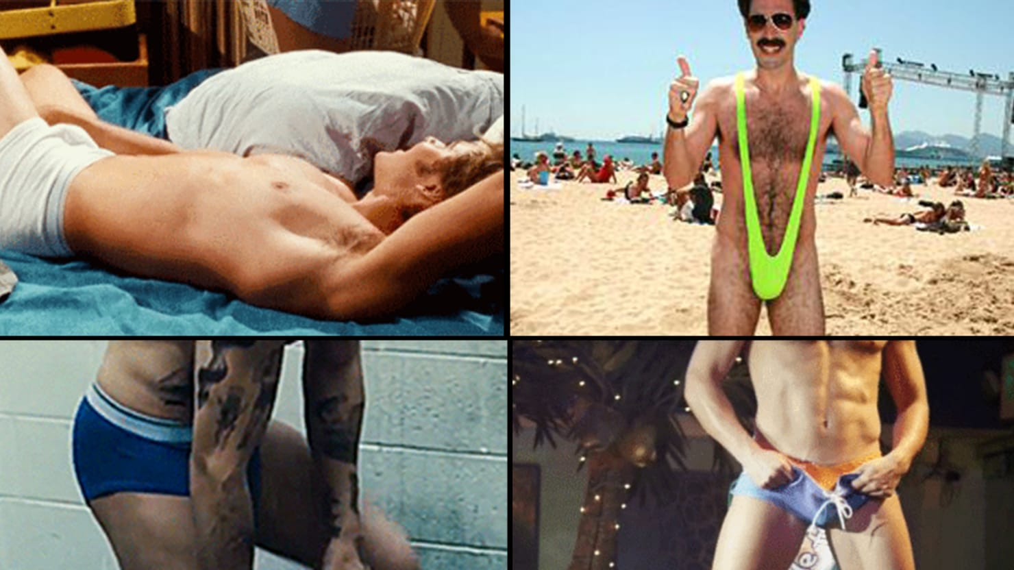 Ryan Gosling, Jon Hamm, Zac Efron & More of the Best On-Screen Bulges
